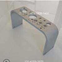 铝合金电子电源外壳铝材定制 挤压加工电源控制器电子外壳