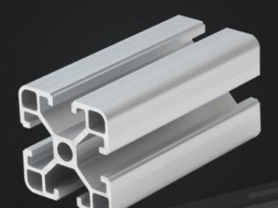 工业铝型材欧标4040铝合金型材圆角流水线铝型材框架设备导轨