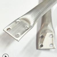 厂家定制铝合金圆管空心条纹铝圆管型材 异型铝圆管切割