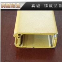 安全光删铝材 曲形铝合金型材 边角铝合金型材厂家加工定制