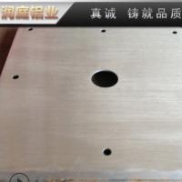 铝板材加工厂家货源 1050 工业方形面板 高档金属板定制加工