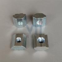 铝型材配件滑块螺母 欧标滑块螺母M4 M6 M8 T型滑块螺母热销推荐