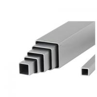 规格齐全现货批发铝型材山东厂家方管直供多规格壁厚6063型材