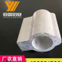 铝材厂家汽摩配件铝型材 汽摩配件 铝型材开模加工定做