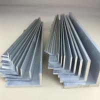 90度直角铝合金角铝型材不等边角铝L型铝条三角条铝合金角铁6063