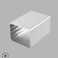 电子铝型材散热器定做 高密齿电子散热器厂家 异型机械散热片批发