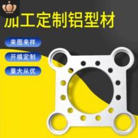 广东铝材CNC五金冲压加工 精密机械零件304铝合金标件加工定制