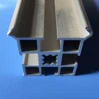厂家批发铝型材铝合金型材 欧标工业铝合金方管型材来样加工定制
