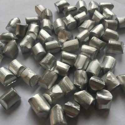 济南恒诚铝业供应 炼钢厂脱氧铝粒  质量有保障