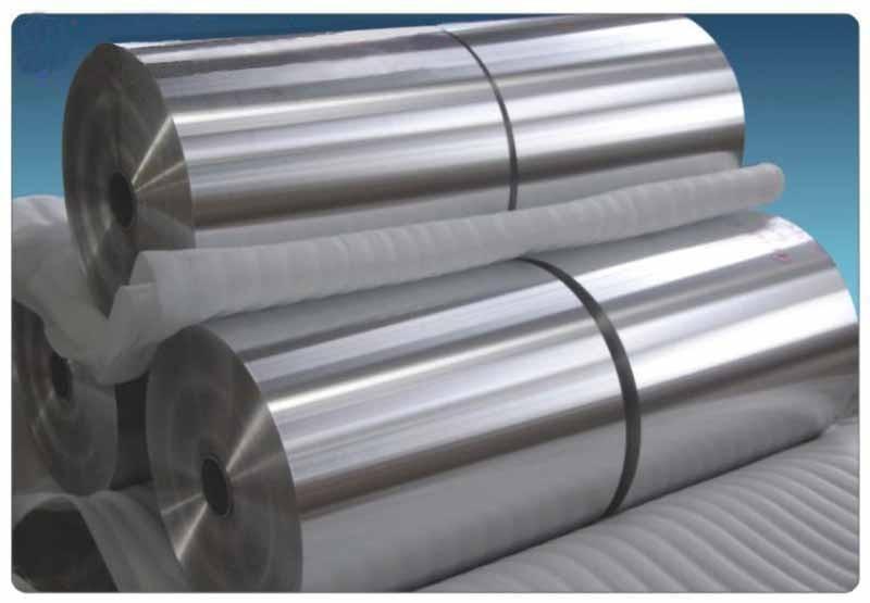 8011-O家用箔 保温用铝箔 食品铝箔 保温隔热防潮