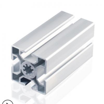 铝型材JL-10-5050铝合金门框型材工业铝型材 流水线工作台铝型材