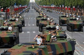 """陆战之王:铝合金制造,法国未来""""最强""""战车——VBCI步战车"""